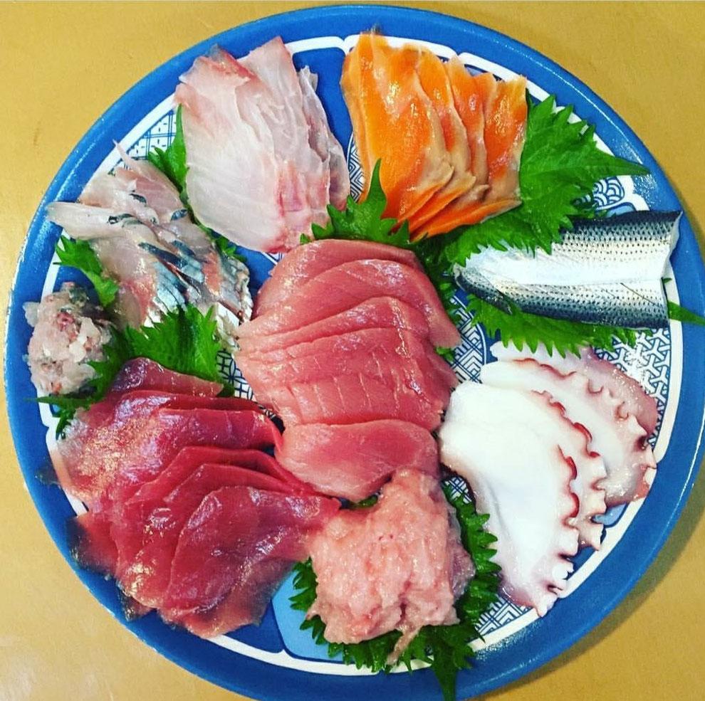 魚進/にぎり寿司セット