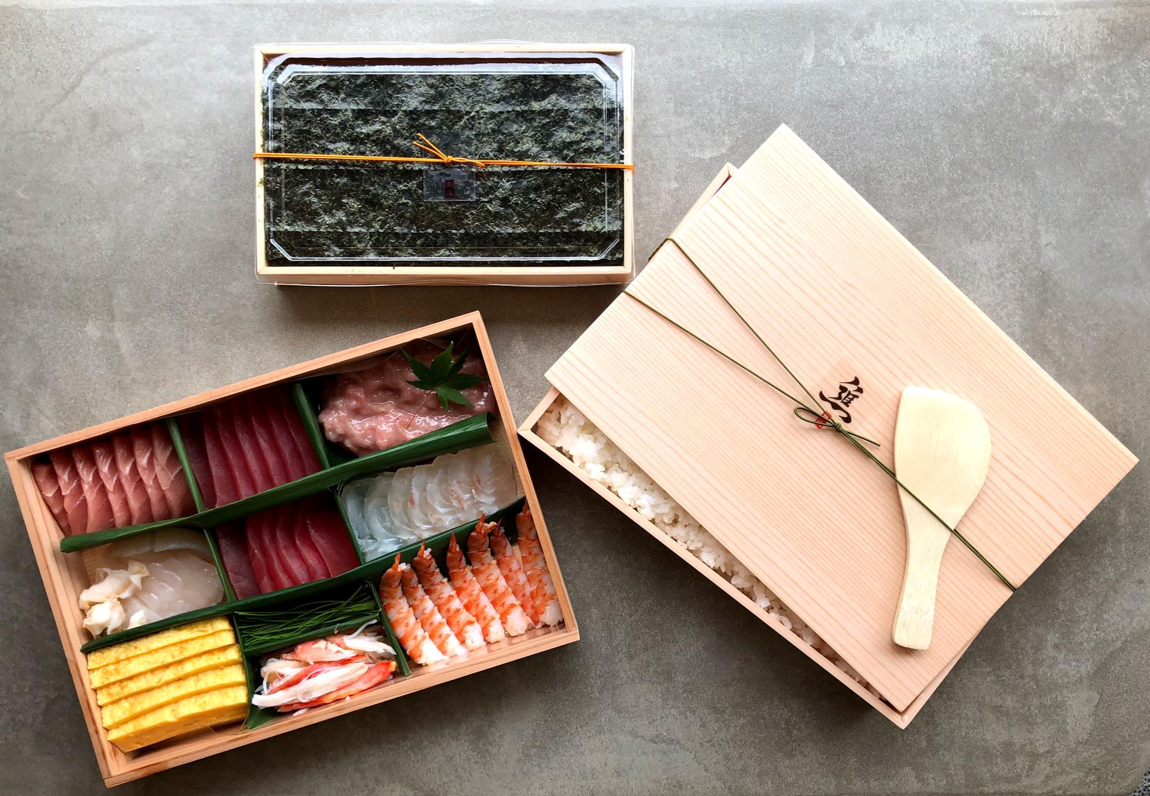 魚進/手巻き寿司セット